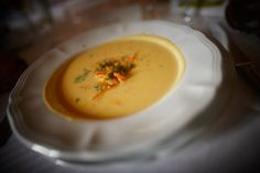 Start with a veloute. Thai Red Curry, Ethnic Recipes, Food, Essen, Meals, Yemek, Eten