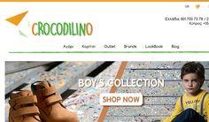 Crocodilino - Παιδικά Παπούτσια | Online Καταστήματα - Webfly.gr