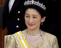 Princess Kiko (She produced a male heir to the throne of Japan, placing her husband and son squarely in the line of succession.)