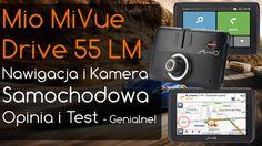 Mio MiVue Drive 55 LM – Nawigacja i kamera samochodowa – Opinia i Test