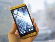 24-Karat Gold HTC One