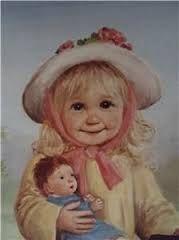 Large Signed and Numbered Dianne Dengel Print Coach Dolly Teddy Bear Popular Artists, Artist Art, Vintage Children, Art For Kids, Teddy Bear, Toys, Artwork, Painting, Animals