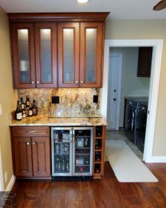 Beautiful Custem bar Cabinets in Fountain Valley