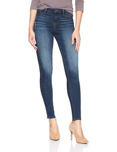 online shopping for William Rast William Rast Women's Sculpted High Rise Skinny Jean from top store. See new offer for William Rast William Rast Women's Sculpted High Rise Skinny Jean High Waisted Black Jeans, High Rise Jeans, Clothes For Women In 30's, Jeans Fit, Skinny Jeans, Best Jeans For Women, Slim Hips, Jeans Store, William Rast