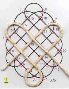 macrame plant hanger+macrame+macrame wall hanging+macrame patterns+macrame projects+macrame diy+macrame knots+macrame plant hanger diy+TWOME I Macrame & Natural Dyer Maker & Educator+MangoAndMore macrame studio Macrame Art, Macrame Projects, Macrame Knots, Macrame Jewelry, Rope Crafts, Diy And Crafts, Arts And Crafts, Paracord Knots, Rope Knots
