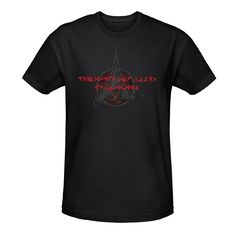 Star Trek Klingon To Really Succeed You Must Enjoy Eating Poison T-Shirt