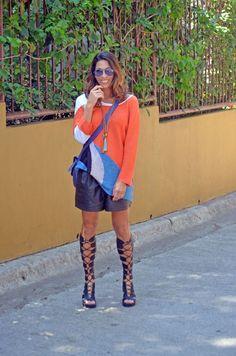 palacio_gladiatorsandals_xlsweater_moda_leatherpants_peterkent_spring