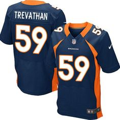 Nike Broncos  59 Danny Trevathan Navy Blue Alternate Men s Stitched NFL New  Elite Jersey Nfl b2bcf3bf2