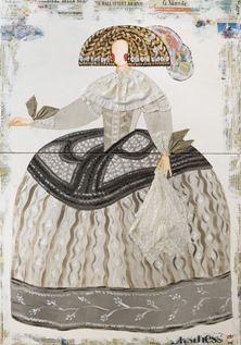 Obra María Torroba Easy Canvas Painting, Earl Gray, Pretty Photos, Illustrations, Creative Inspiration, Collage Art, New Art, Contemporary Art, Textiles