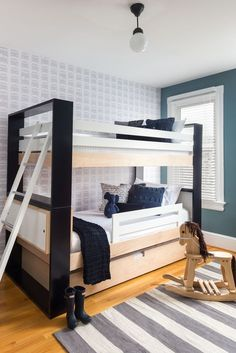 Kids Room Large Bedroom, Bedroom Kids, Kids Bedroom Furniture, Kids Room  Design,