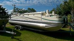 Bennington Pontoon Fishing Series 2003 2575FS Yahama 225 HPDI - BUY NOW ONLY 18500.0