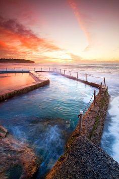 Curl Curl Sydney, Australia