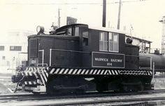 WARWICK - RHODE ISLAND RAILROADS