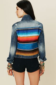 We round up all the best denim jackets to keep you covered up on summer nights