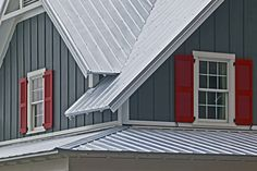 Metal roofing refers to the use of metallic materials such as steel and tin on your building's roofs. Description from yourroofingdog.com. I searched for this on bing.com/images
