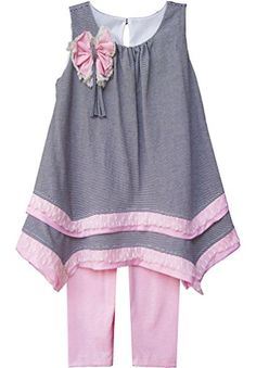 Isobella & Chloe Little Girls' Pink Gray BLISSFUL BREEZE ... https://www.amazon.com/dp/B00VQK4JBO/ref=cm_sw_r_pi_dp_x_oHf8xb8QKG5J6