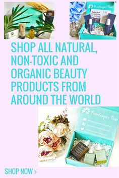 Pearlesque Box is the first monthly #skincare #subscriptionbox delivering #nontoxic, #organic and all #natural products from around the world, to your door every month.  20% of personal skincare products you can buy in a store have an ingredient linked to #cancer. End your exposure to harsh chemicals by subscribing now!  #skin #health #beauty #safebeauty #nontoxicbeauty #chemicalfree