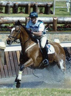 Australian Stuart Tinney was part of the gold medal winning team at the 2000 Summer Sydney Olympics.