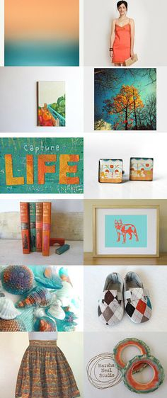 Sunset by Paola Brigneti on Etsy--Pinned with TreasuryPin.com