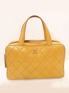 chanel beige quilted leather bag 2995 httpwwwboutiqueon57comproductschanel beige quilted leather bag