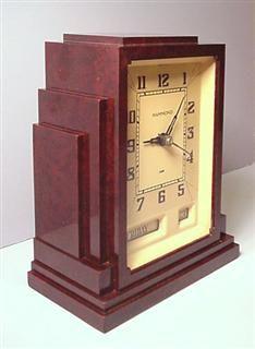 1930s Hammond Gregory skyscraper-style clock.