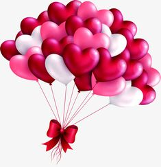 Valentines day love balloon PNG and Clipart Happy Birthday Wallpaper, Happy Birthday Images, Happy Birthday Greetings, Birthday Wishes, Love Balloon, Red Balloon, Heart Pictures, Heart Images, Valentines Day Poems