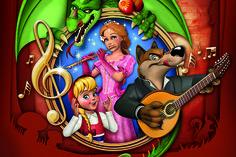 Sprookjesboom, de musical (3+) - donderdag 22 oktober 2015 in Schouwburg Amphion