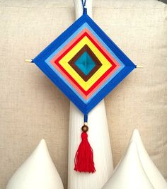 Mandala Olho de Deus Triangulos feitas especialmente para você. Mais de 284 Mandala Olho de Deus Triangulos: