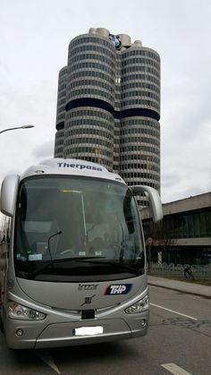 BMW MUSEUM, MUNICH, ALEMANIA.
