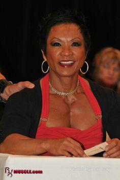 Mah-Ann Mendoza. . In shape. Guest appearance shape.