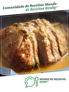 Lombo de Porco na Varoma de ralabaca. Receita Bimby<sup>®</sup> na categoria Pratos principais Carne do www.mundodereceitasbimby.com.pt, A Comunidade de Receitas Bimby<sup>®</sup>.