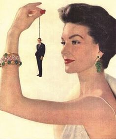 """Life Magazine, September 1956. Ad for Arrow Shirts. """"A woman's most important accessory is a well dressed man."""""""