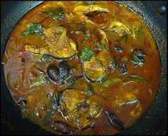 Varutharacha meen curry!