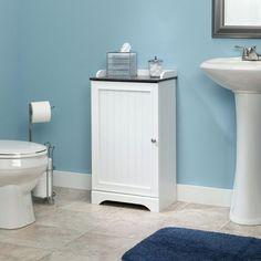 Sauder Caraway Floor Cabinet, Soft White Finish Sauder http://www.amazon.com/dp/B00B2QJUPM/ref=cm_sw_r_pi_dp_Trf2tb0F21BFMHNW
