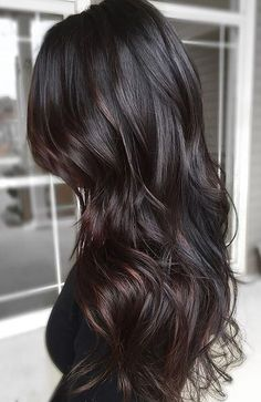 Long Wavy Ash-Brown Balayage - 20 Light Brown Hair Color Ideas for Your New Look - The Trending Hairstyle Brown Ombre Hair, Brown Hair Balayage, Balayage Brunette, Light Brown Hair, Hair Color Balayage, Blonde Brunette, Balayage Hair For Brunettes, Bayalage On Black Hair, Dark Brown Hair Rich