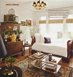 250 sq ft apartment - how to decorate small spaces with panache