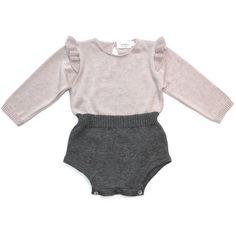 shopminikin - Tocoto Vintage Baby One Piece, Pink, $70.00 (http://www.shopminikin.com/tocoto-vintage-baby-one-piece-pink/)