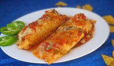 """Энчила́да ( enchilada) Энчила́да (исп. enchilada) дословно """"приправленная соусом чили""""— традиционнoe блюдо мексиканской кухни. """"Энчилада"""" представляет собой тонкую лепёшку из кукурузной или пшеничной муки, в которую завёрнута начинка, запеченная под острым соусом с сыром.…"""