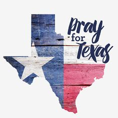 Pray for Texas after Hurricane Harvey