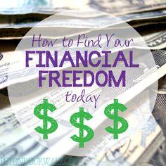 Money, Money, Money! Find Financial Freedom Now