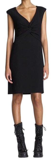 Tory Burch Black Patrice Wool Crepe Short Work/Office Dress Size 12 (L) off retail Office Dresses, Dresses For Work, Crepe Fabric, Crepe Dress, Sheath Dress, Tory Burch, Luxury Fashion, Size 12, Fashion Dresses