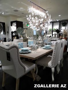 Dinning room on pinterest banquettes lisa vanderpump for Z gallerie dining room inspiration