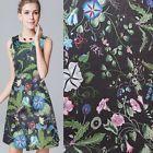 per 2 meters 100% pure silk sheer chiffon Morning glory fabric 6 momme - #morning, 100%, Chiffon, fabric, Glory, Meters, momme, Pure, Sheer, Silk