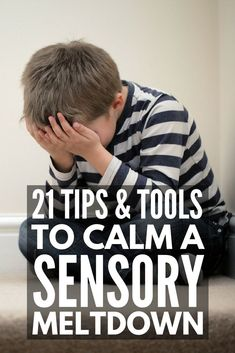 Looking for calming strategies for kids? We've got 21+ ideas to help children with anger management issues as a result of autism, anxiety, ADHD, and other special needs. Perfect for parents and teachers alike, these activities will help your child with self-regulation. Keep a set of these tools at home, in the classroom, and in the car and remember: while it may be difficult to learn how to deal with autism, you WILL find your way. #autism #specialneeds #SPD #sensoryprocessingdisorder…