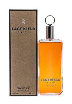 Lagerfeld Classic by Lagerfeld 5 oz EDT Cologne for Men New In Box  - Men's Fragrances - Ideas of Men's Fragrances #men #gragrances
