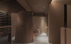 乐贝亲子民宿,四川眉山 / 丰屋·URO设计 - 谷德设计网 Wall Lights, Playground, Bathtub, Bathroom, Architecture, Indoor, Home Decor, Lighting, Children Playground