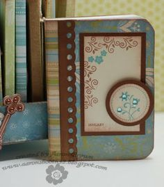 Booth #32: Jan-April Mini books for Operation Smile project