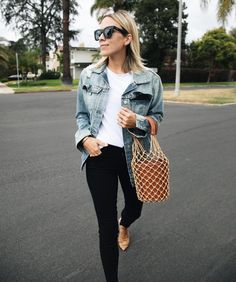 Baby's got her blue jeans on {anyone know that tune?} #mystyle