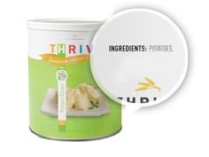 Why THRIVE - Healthy