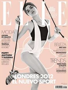 Elle Mexico July 2012 by Alvaro Beamud